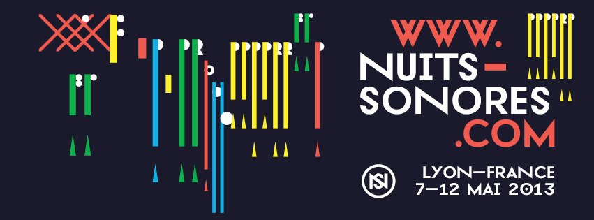 Nuits Sonores 2013