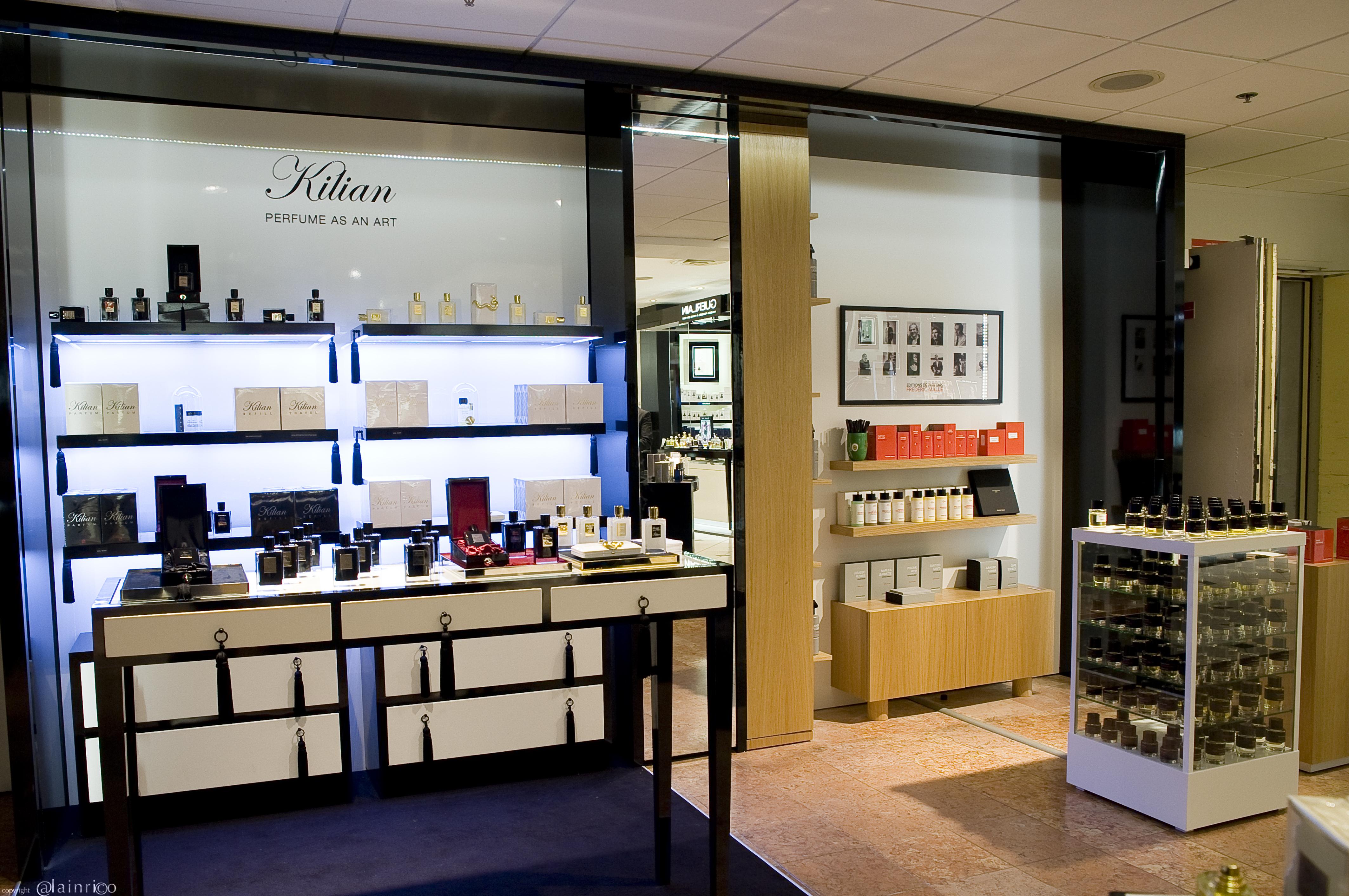 Le printemps lyon fait peau neuve agence lusso - Maison de la parfumerie ...