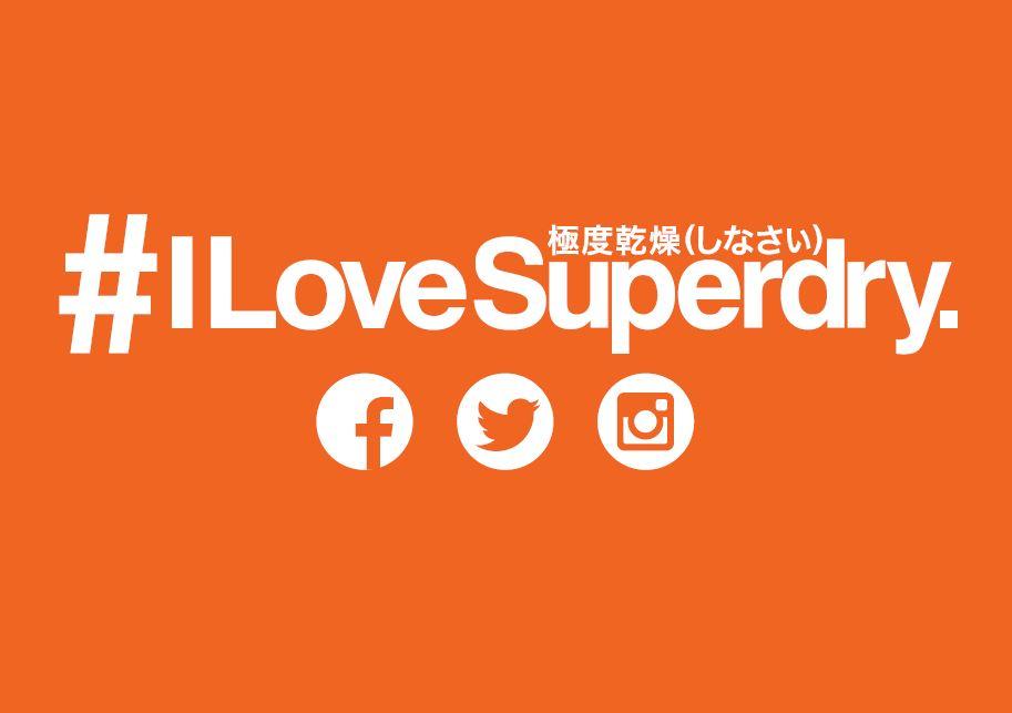 #ilovesuperdry