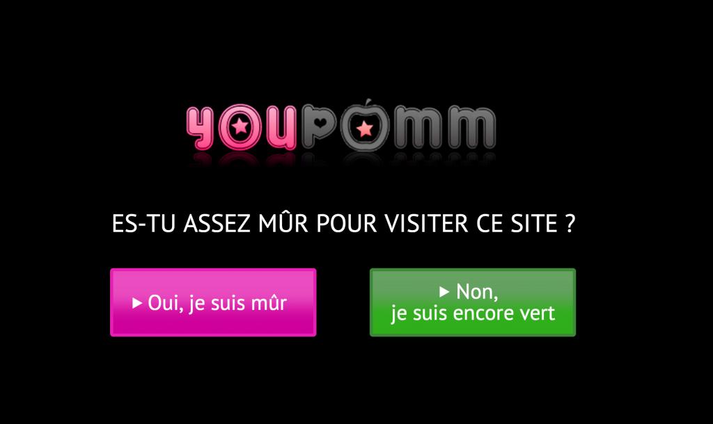 Mini site Youpomm d'Oasis