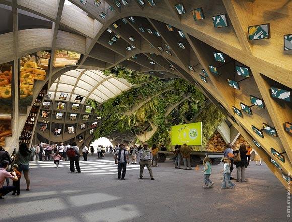 Stands Expo Universelle Milan : Les rendez vous culturels de l année agence lusso