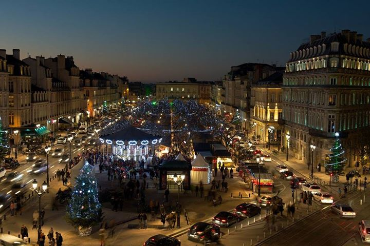 Crédits : Marché Noël Bordeaux