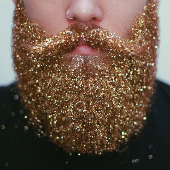 barbe_a _paillettes