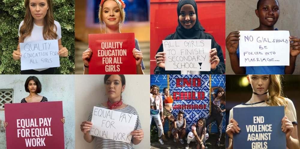 Twitter The Global Goals