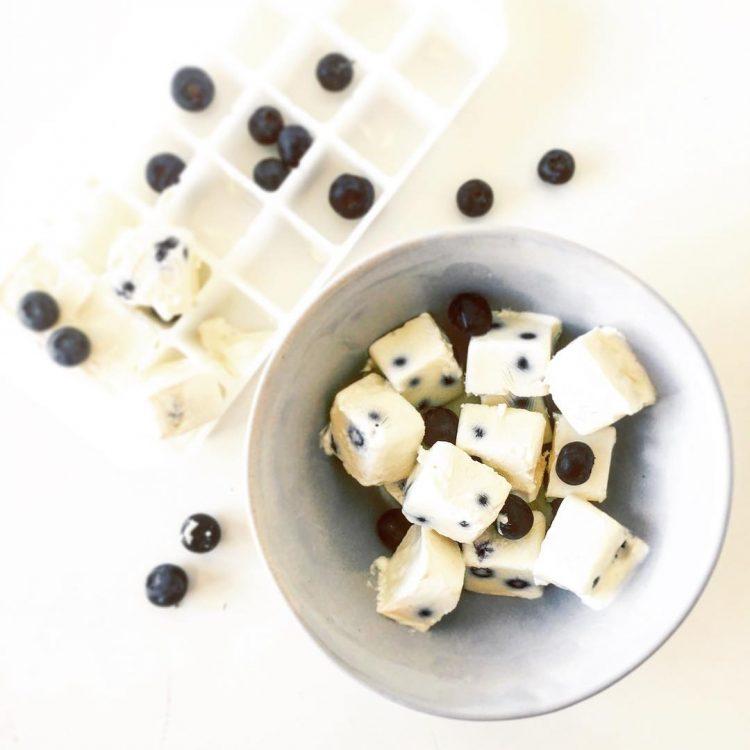 recette bouchées glacées
