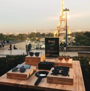 Soirée de lancement Privé Révaux Krys - Paris