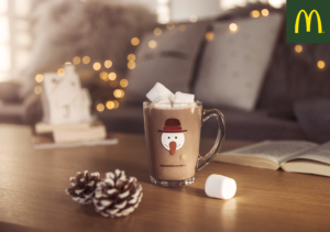 Mugs de Noël : Bonhomme de neige