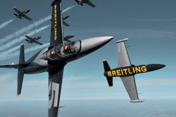 Breitling Jet Team American Tour