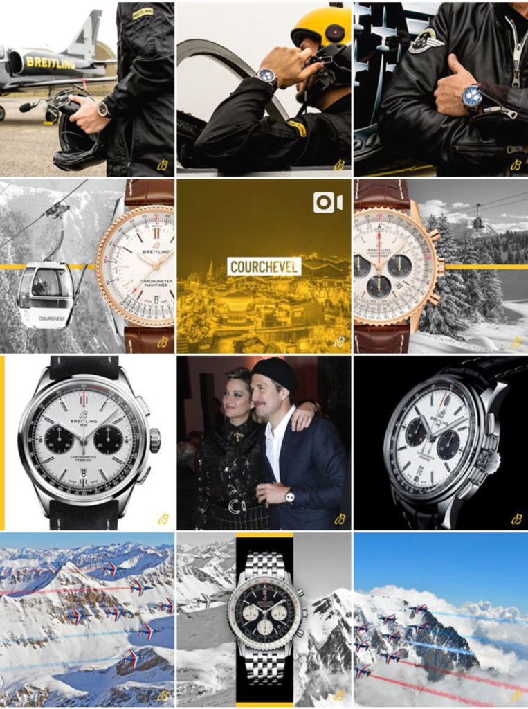 Breitling France Feed Instagram