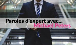 Paroles d'expert avec Michael Peters, PDG Euronews