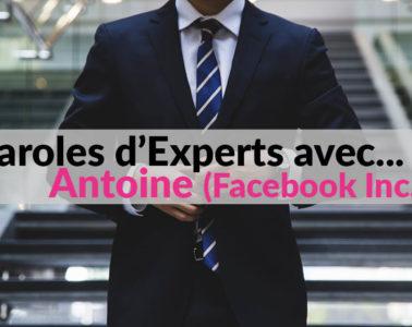 Paroles d'Experts avec Antoine Lepesqueux